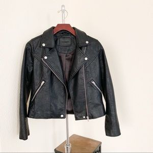 Blank NYC Faux Leather Jacket.
